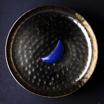 Lune Lapis Lazuli
