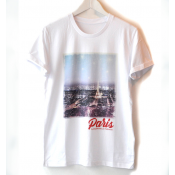 Tee shirt Paris