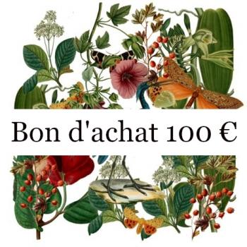 BON D ACHAT 100