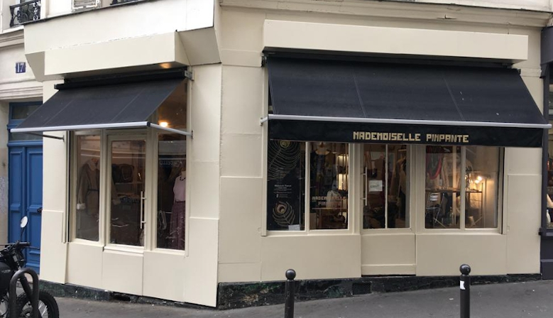 Mademoiselle Pimpante Paris